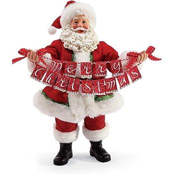 Possible Dreams Precious Heartbeats Santa Figurine 6003434 New