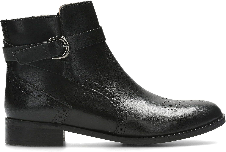 Clarks Netley Olivia Brogue Detail Detail Ankle damen Stiefel  allgemeine hohe Qualität