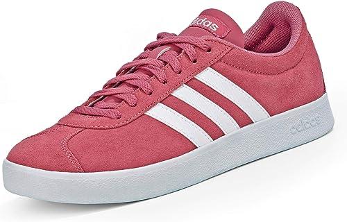 Adidas VL Court 2.0, Chaussures de FonctionneHommest Femme Femme  jusqu'à 60% de réduction