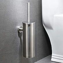 Makkelijk te gebruiken Toiletborstel S304 roestvrijstalen muurbevestiging voor badkameropslag Moderne stijl geborsteld afg...