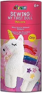 Avenir CH1620 Sewing Doll Unicorn