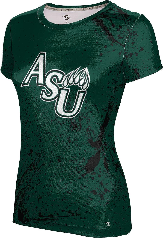 ProSphere Adams State University Girls' Performance T-Shirt (Splatter)