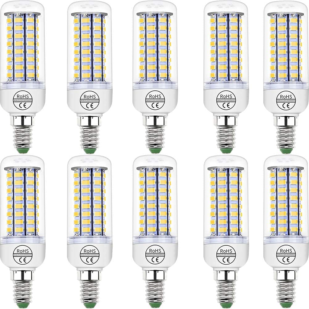ACXLONG E27 Surprise price E14 LED Corn Light Scr 360° Angle Beam Bulbs Edison Washington Mall