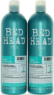 TIGI Bed Head Urban Anti-dote Recovery Shampoo & Conditioner Duo Damage Level 2 (25.36oz)