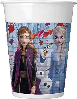 Procos Frozen 2 Plastic Cup, 200ml, 26986