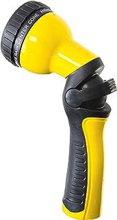 Dramm 14503 Revolution 9-Pattern Spray Gun, Yellow