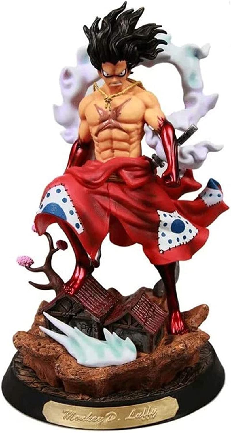 FOVKPONE Piece GK Monkey D. Luffy Nippon regular agency Fighting Inventory cleanup selling sale in and Dress Up 14.5