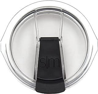 Simple Modern 32oz Slim Cruiser Tumbler Flip Lid - Replacement Press In Coffee Lid