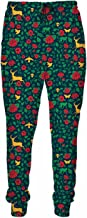 RageOn Frida Kahlo Wounded Deer Premium All Over Print Joggers