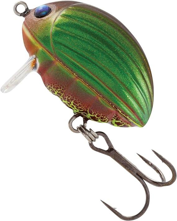 Salmo Lil/' Bug Flotante Señuelo 2cm 3cm Anzuelos de Pesca