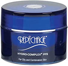 product image for Repechage Hydro Complex PFS Daily Face Moisturizer For Oily and Combination Skin Oil Free Anti Aging Cream with Lactic Acid and Marine Seaweed For Men and Women - 1.5 OZ