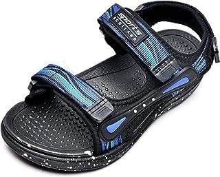 sandali per bambini Sandali per bambini Scarpe da spiaggia per ragazzi e ragazze Sandali da trekking Sandali da esterno a ...