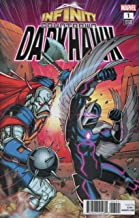 Infinity Countdown: Darkhawk (2018) #1 VF/NM Ron Lim Variant Cover