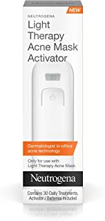 Neutrogena Light Therapy Acne Mask Activator, 30 Count