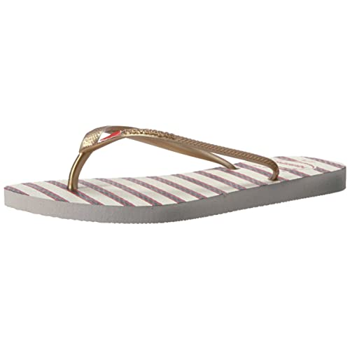 53dd51629 Havaianas Women s Slim Americana Flip Flop