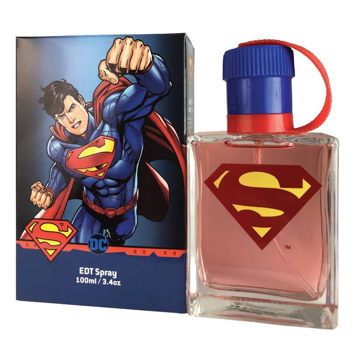 CEP Superman 3.3-ounce 2021 new Eau Toilette Spray 5 ☆ popular de