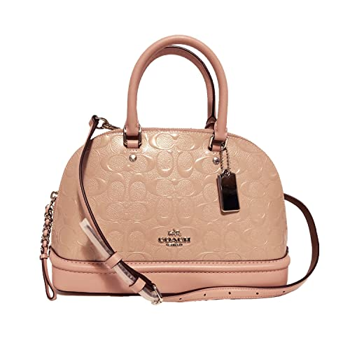 04d88f5e94 Patent Leather Coach Bag  Amazon.com