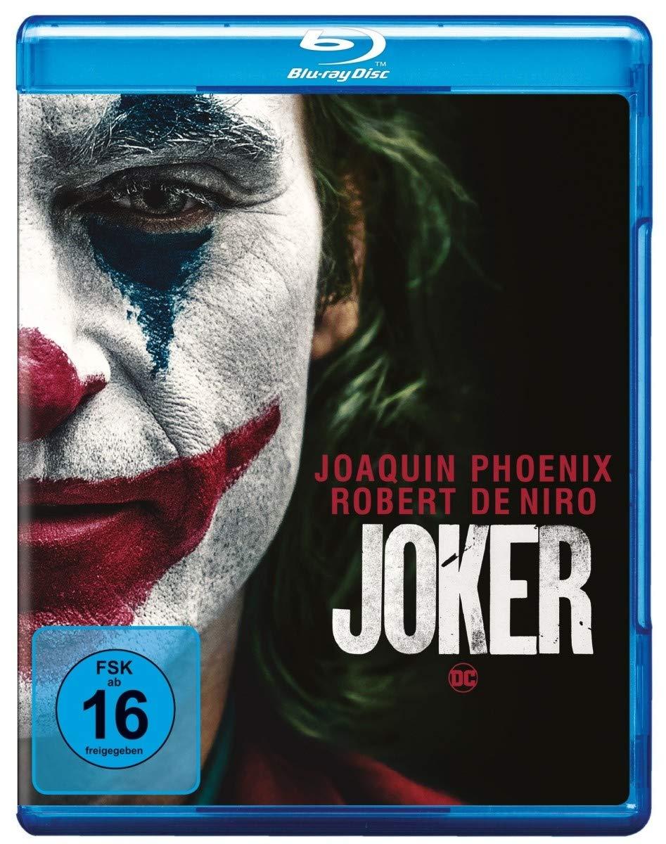 Joker Blu Ray Amazon De Conroy Frances Camp Bill Beetz Zazie De Niro Robert Phoenix Joaquin Phillips Todd Conroy Frances Camp Bill Dvd Blu Ray