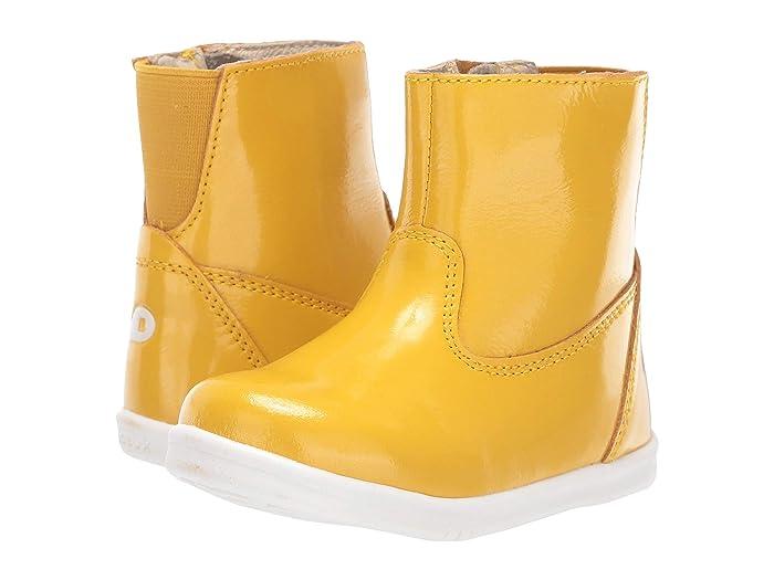 Bobux Kids  I-Walk Paddington Waterproof Boot (Toddler) (Yellow) Kids Shoes