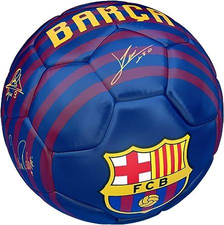 FCB Pallone FC Barcelona. Stadium Home 18 19.Blu
