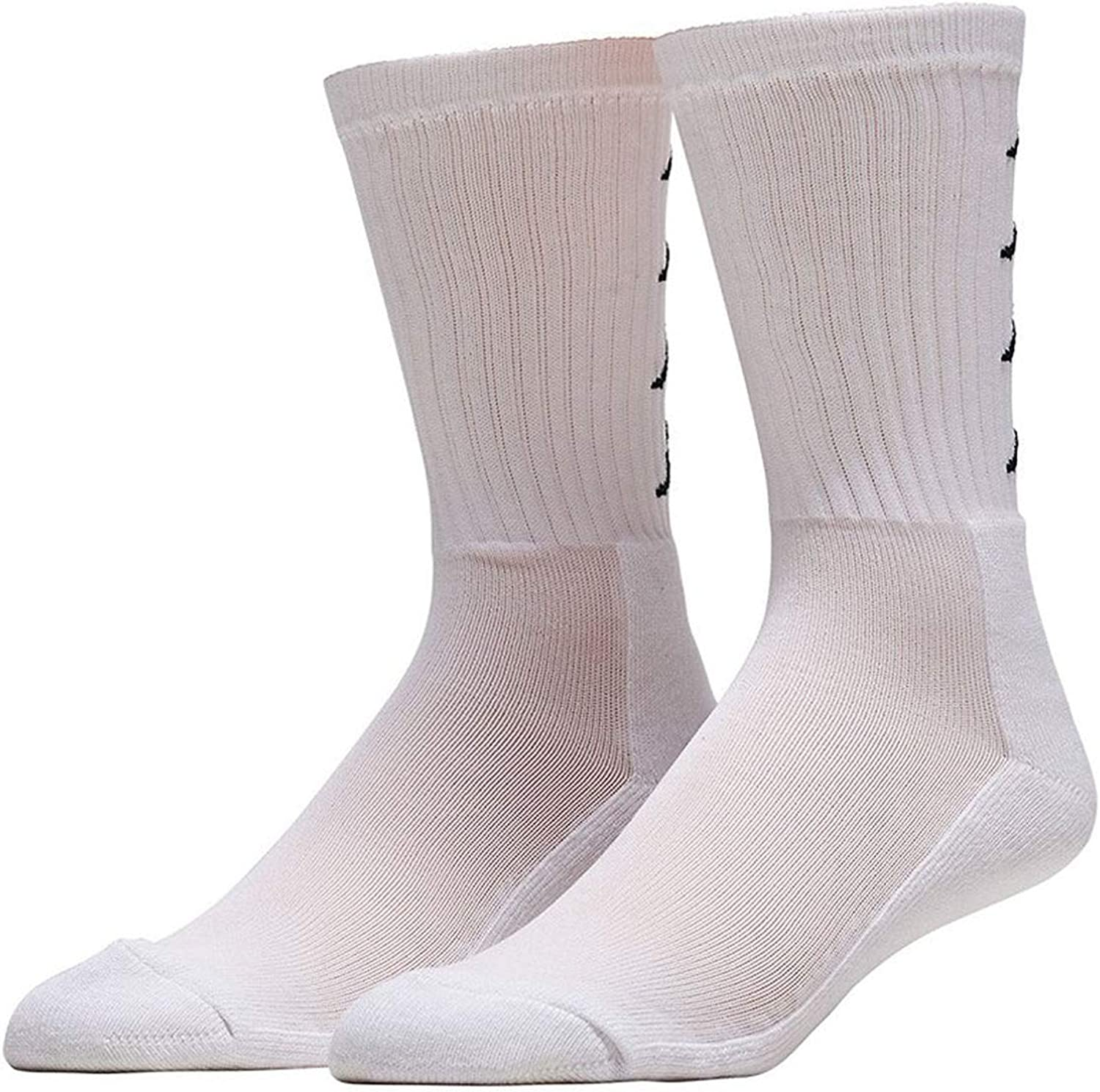 Kappa Socks & Underwear The Authentic Amal Sock in White and Black L