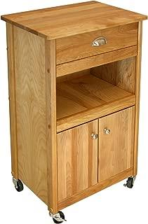 Catskill Craftsmen Open Storage Cuisine Cart