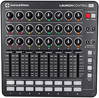 Novation Launch Control XL Ableton Live Controlador