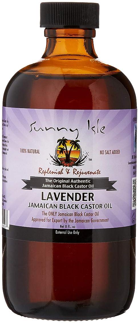 シンプルな出来事木材Jamaican Black Castor Oil Lavender 240ml