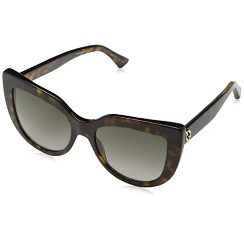 e5769db9592 Gucci GG0164S Designer Cat-Eye Sunglasses 53 mm