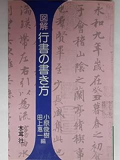 図解 行書の書き方―蘭亭序 (木耳社手帖シリーズ)