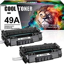 Cool Toner Compatible Toner Cartridge Replacement for HP 49A Q5949A 49X Q5949X for HP Laserjet 1320 1320N 1320TN 1320NW 33...