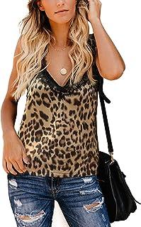 111c2a5ac908 Amazon.es: Blusas De Leopardo