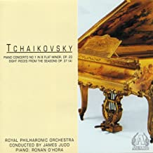 Tchaikovsky - Eight Pieces from The Seasons Op. 37(a) -December (Christmas)