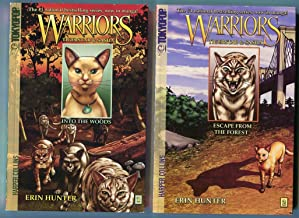 WARRIORS Tigerstar & Sasha #1,2 & 3 (3 Books)