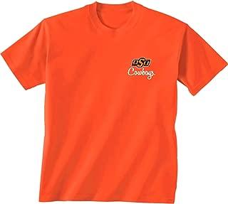 New World Graphics NCAA Herringbone Short Sleeve Shirt