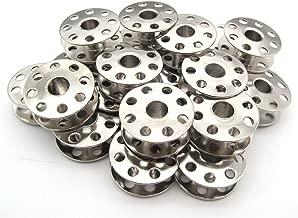 ckpsms Brand - #B9117-012-000W=270010W 20PCS Industrial Sewing Machine BOBBINS FIT for CONSEW JUKI Brother (20PCS)