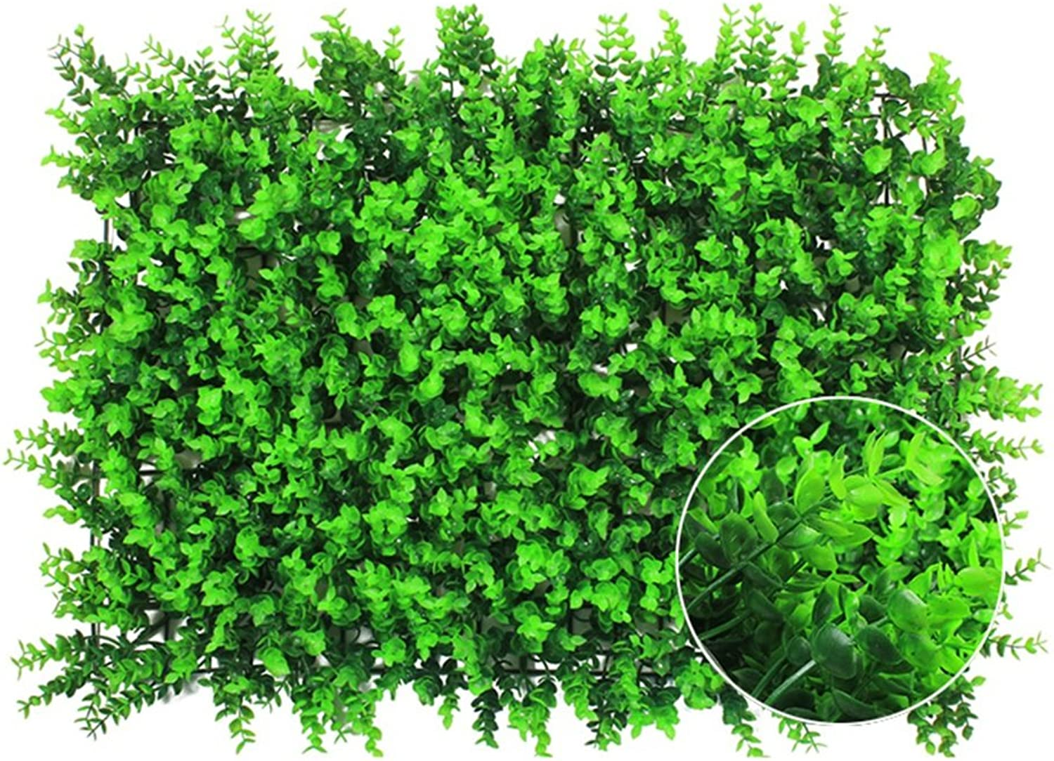 YD Background Wall - Simulation Plant Wall Balcony Decoration Turf Background Plastic Flower Wall Indoor Living Room Green Plant Wall Door Door Fake Lawn  & (color   C)
