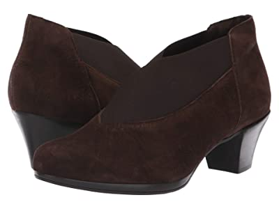Munro Francee (Brown Suede) Women