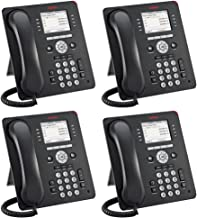 Avaya 9611G 4 PACK IP Gigabit Office Phone 700510904