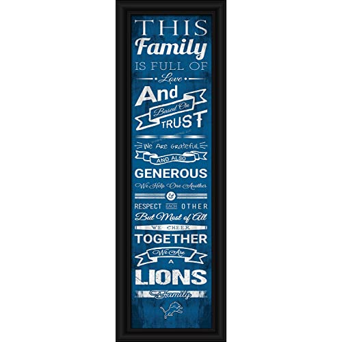 Detroit Lions Wall Decor Amazon Com