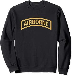 Army Airborne Tab Sweatshirt 20162