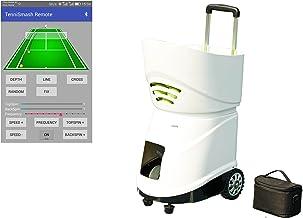 easyday máquina de pelota de tenis automática portátil inteligente máquina de pelota de tenis con control remoto inteligente