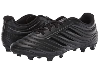 adidas Copa 20.4 FG (Core Black/Core Black/Dark Grey Heather Solid Grey) Men