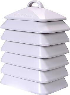 AcuRite 06054M Temperature and Humidity Solar Radiation Shield , White