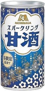 森永 スパークリング甘酒 <冬限定仕立て> 190ml×30本