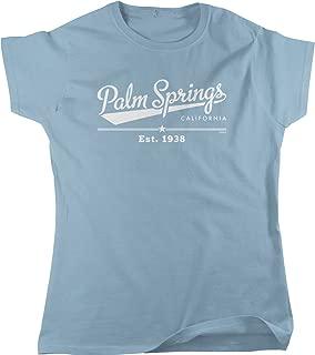 Palm Springs, California Est. 1938 Women's T-Shirt