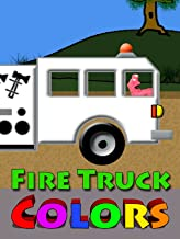 Fire Truck Colors
