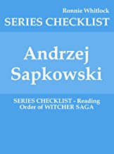 Andrzej Sapkowski - SERIES CHECKLIST - Reading Order of WITCHER SAGA