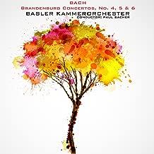 Bach: Brandenburg Concertos, No.4, No.5 & No.6