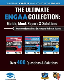 The Ultimate ENGAA Collection: 3 Books In One, Over 500 Practice Questions & Solutions, Includes 2 Mock Papers, 2019 Editi...